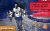 10 km de Sarreguemines : le Pange haut en couleurs