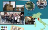 Echange avec l'Italie : Une affiche communique les souvenirs des élèves