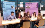 Les BTS CI et NRC se présentent au Forum de l'orientation à Sarralbe