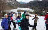 UNSS : journée de ski dans les Vosges