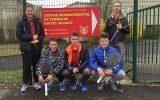 UNSS : Qualifiés aux championnats de France de tennis en excellence !