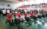 UNSS : Au championnat départemental Aviron