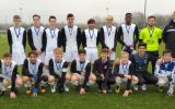 L'équipe de footbal Champions de Moselle