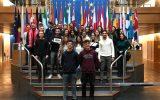 BTS CI - Visite du port et du parlement européen de Strasbourg