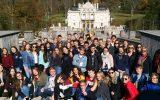 1ère EURO Allemand : Visite très chaleureuse chez les correspondants