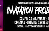 """""""Conscient"""" : Un court métrage de Guillaume Erbs et de Juliette Welsch, au cinéma de Sarreguemines le 24 novembre à 11h"""